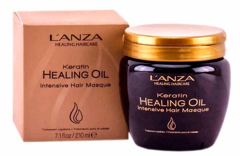 Маска за коса LANZA Keratin Healing Oil