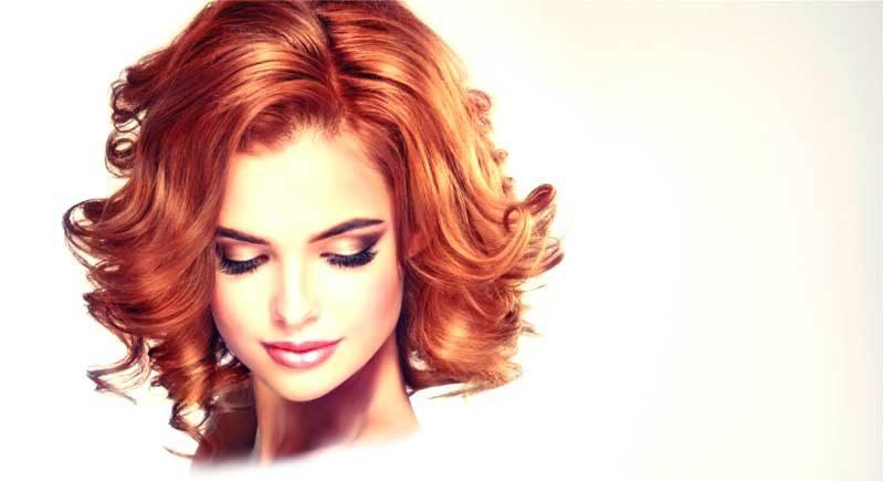 Червена боя за коса от Eli.bg