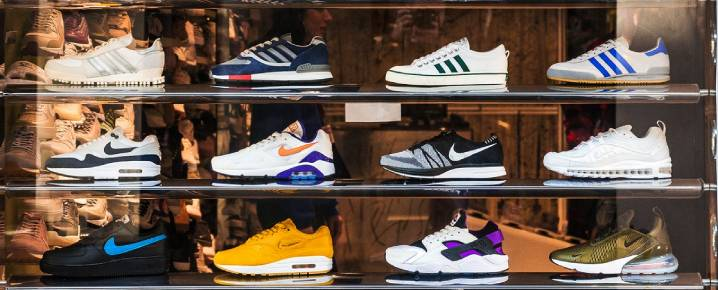 Дамски обувки онлайн от Тенденз